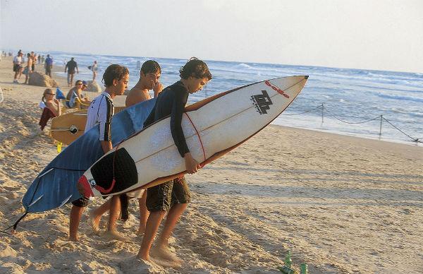 Israel's top 10 beaches | ISRAEL21c