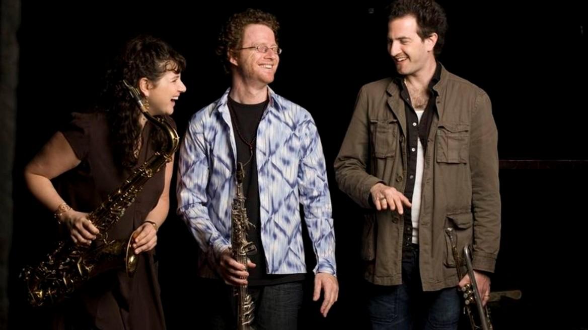 Anat, Yuval and Avishai Cohen. Photo by Osnat Rom
