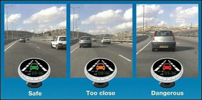 Mobileye in action