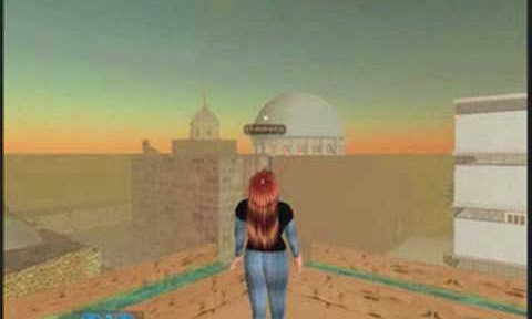 Second Life takes you on a virtual trip to the Holy Land [VIDEO]