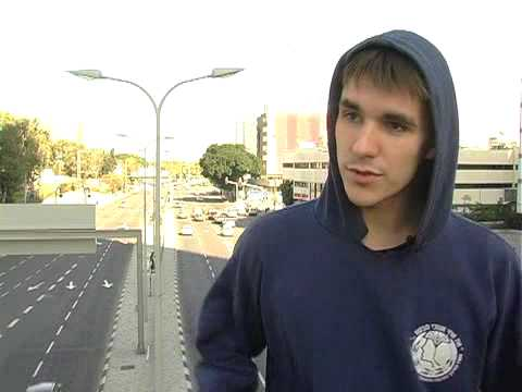 Israeli Parkour team takes life to the limit [VIDEO]