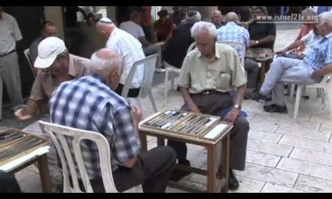 Jerusalem's ever-evolving market [video]