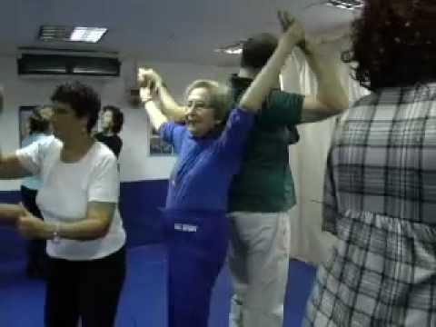 Parkinson's patients dance to a different tune
