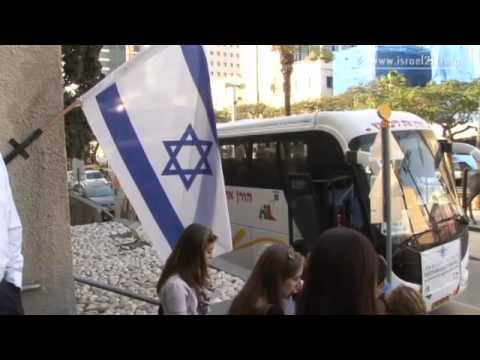 Tel Aviv's most legendary boulevard [video]