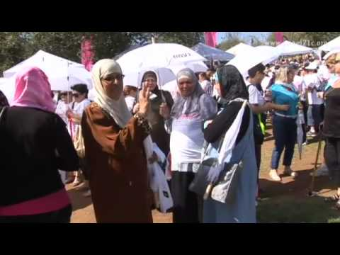 Race for the Cure in Israel [video]