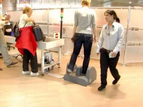 Airport security without taking your shoes off [VIDEO]