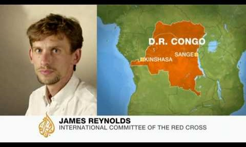 Israeli aid team first to reach the Congo
