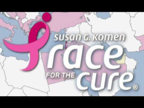 Israelis join Komen for the Cure