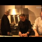 Four chefs offer up a different taste of peace [video]