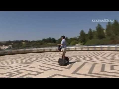 Touring Jerusalem by Segway [video]