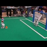 Forget the World Cup, think soccer robotics