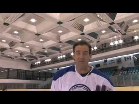 Israelis on ice