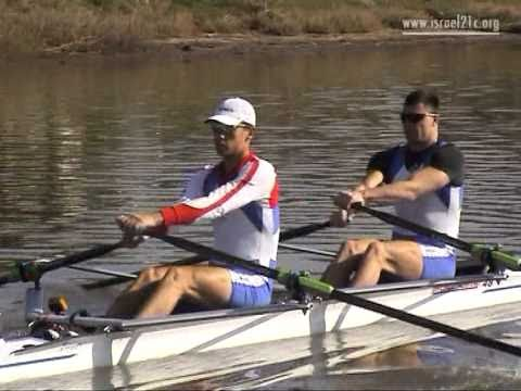 Training champions on the Yarkon river [video]