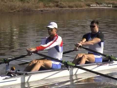 Training champions on the Yarkon river [video]