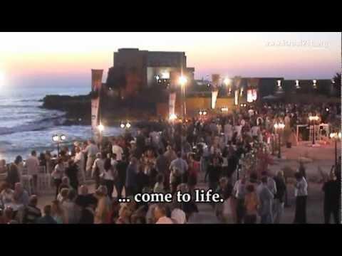 Caesarea: Where silent ruins come to life [video]