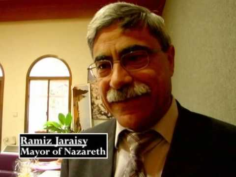 Nazareth prepares for Christmas [VIDEO]