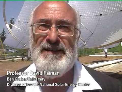 Israeli solar farm to power a kibbutz [Video]