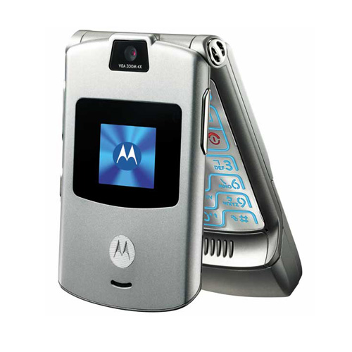 Mobile phones: Motorola
