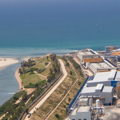 Desalination: IDE Technologies