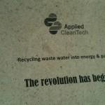 Applied Clean Tech paper