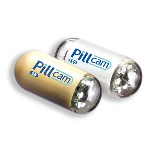 1. PillCam: Given Imaging