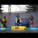 Israeli windsurfer sails to gold