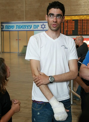 Nadav Ben Yehuda. Photo by Shaul Golan