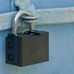WatchLock sends an alert if it's tampered with or moved.