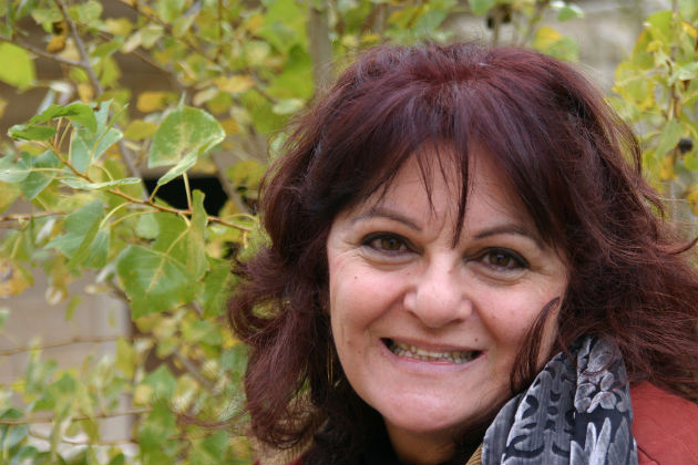 Yael Nitzan, founder of the museum.