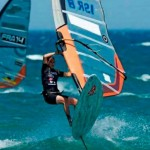 Windsurfer Lee Korzits is likely to climb the podium.