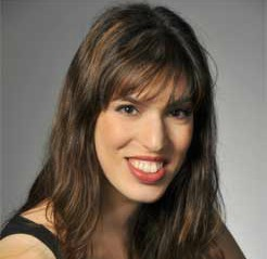Naama Goldman. Photo from Israeli Opera website