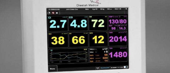 Israeli invented NICOM monitor
