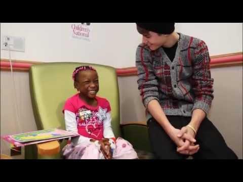 Justin Bieber looks to Israeli platform to raise money for kids