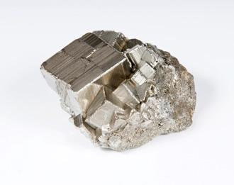Iron Pyrite (Shutterstock)