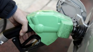 If all goes well with the first test run, motorists could be filling their cars with a new fuel made with methanol and gasoline in as little as two years. Photo by Flash90.