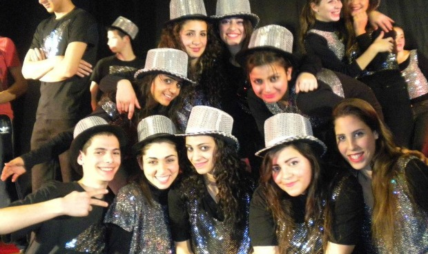 Muslim and Jewish Israelis learned to share the stage and their friendship.