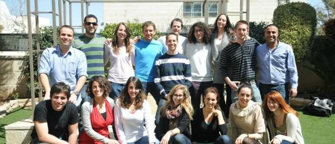 SWU Haifa team