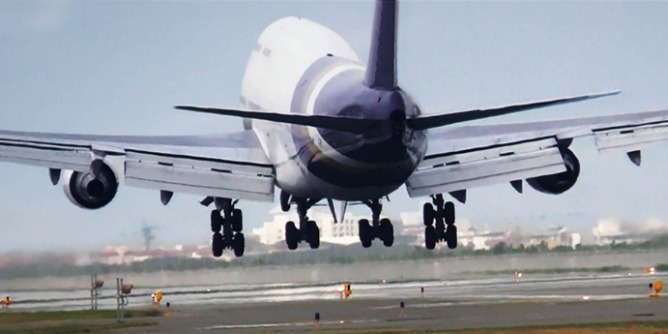 Debris on runways causes an estimated $14 billion in direct and indirect damages every year.