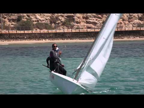 Israeli sailors hope winds will blow them on right course