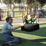 Friendship Park in Ra'anana. (Courtesy of Beit Issie Shapiro)