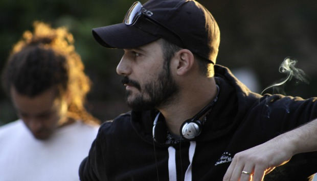 Writer-director Meni Yaesh.
