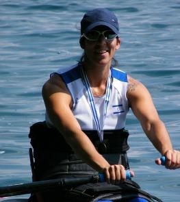 Rower Moran Samuel