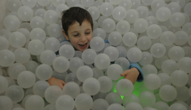Beit Issie opened Israel's first Snoezelen multisensory stimulation rooms and has helped set up 400 more in Israeli institutions.