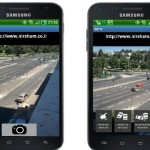 Nirsham smartphone application lets law-abiding drivers photograph those breaking the rules.