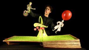 The Pop-Up Cirkus by Theatre LArticule, Switzerland