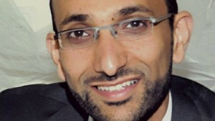 Mechanical engineer Salih Manasra hopes that through his company Yafa Energy, he can do some good for the planet.