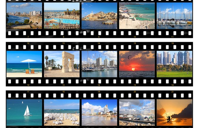 Tel Aviv is officially a creative city. (Shutterstock.com)