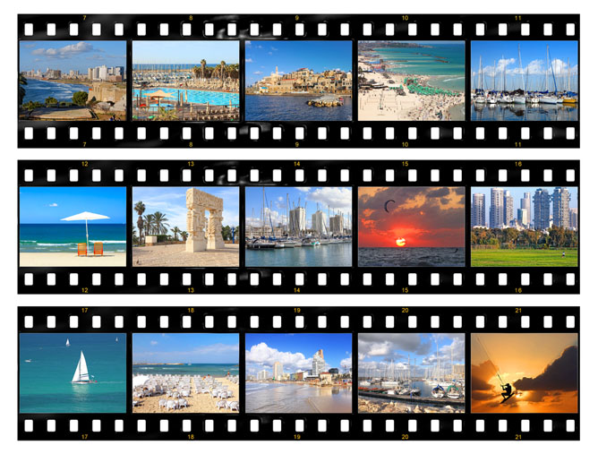 Tel Aviv is officially a creative city. (Shutterstock.com)