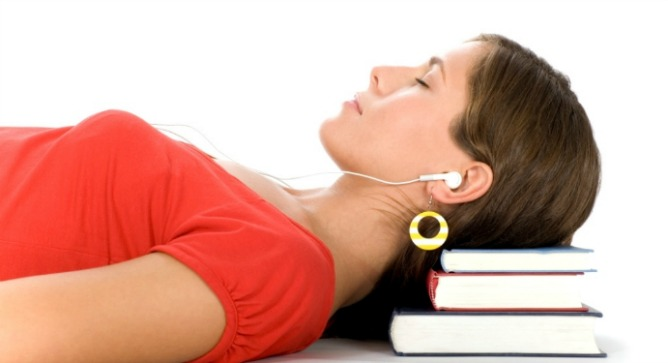 Learning is possible while you are asleep, according to researchers, but will it help you pass that test? Photo courtesy of the Weizmann Institute