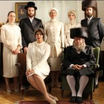 'Fill the Void' tells the story of a family struck by grief in the Jewish ultra-orthodox world in Tel Aviv. (Asaf Sudri)